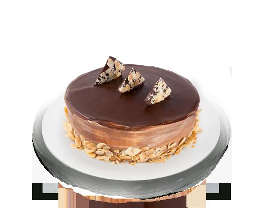 Pastel Chocoamaretto