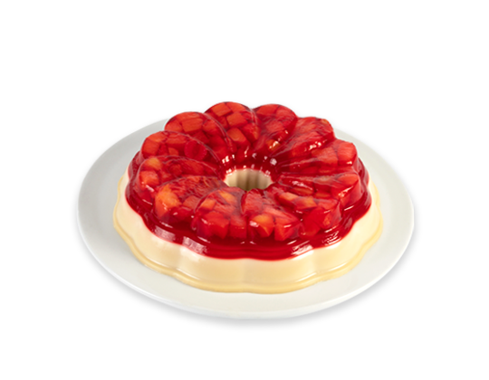 Gelatina de Frutas 1