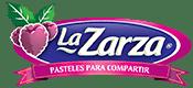 Logo - La Zarza, pasteles para compartir